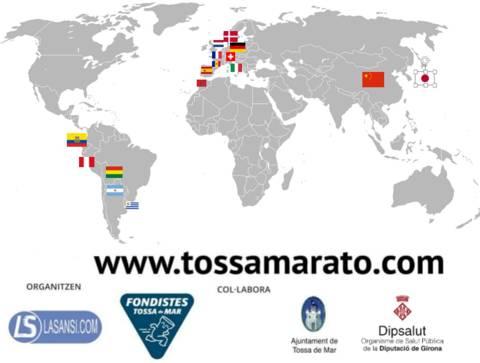 Inscripcions esgotades a la 1a Megalítica amb més de 600 inscrits de 17 països. Tossa de Mar 14/10/18