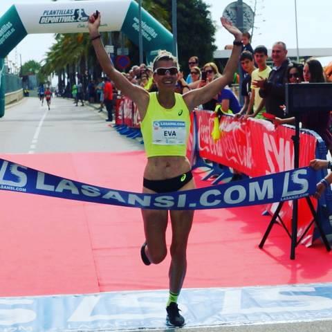 La nova campiona del món màster Eva Arias, participarà a La Sansi de Bellaterra 11/09/18