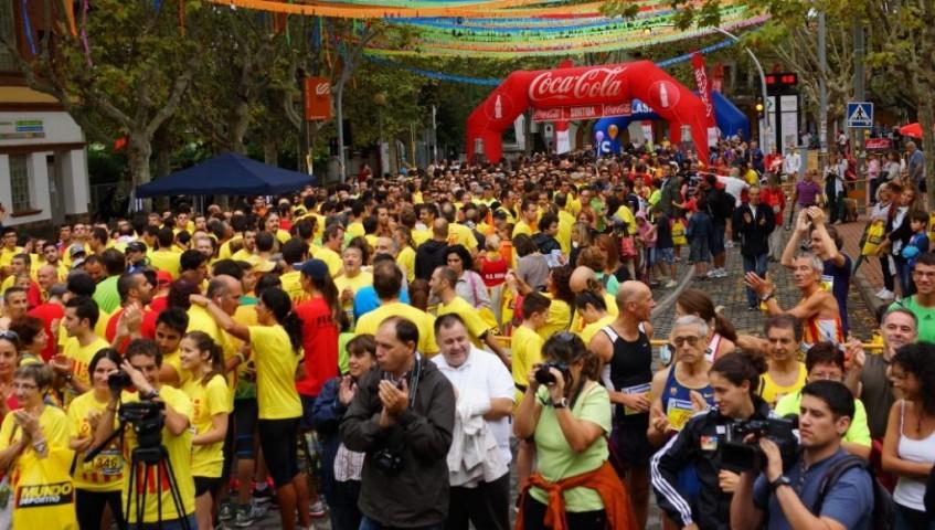 Andrés Acuña i Hasna Bahom guanyen la 2a Cursa de la Diada de Bellaterra, d'homenatge a Domingo Catalán