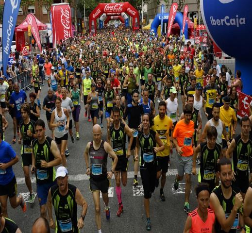 Atletas destacados en la XXV Carrera Villa Olímpica de Barcelona - 12/07/15