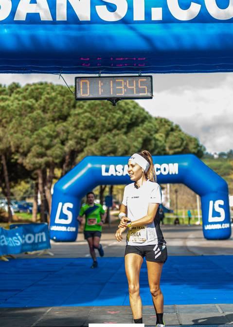 L'atleta internacional Sheila Avilés, participarà a la 3ª Megalítica Acerko