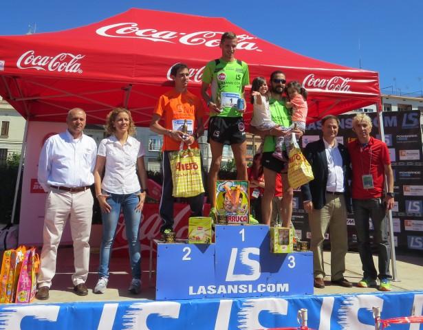 Resultados 4ª Carrera Popular del Masnou con 800 inscritos