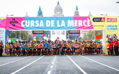 El Ayuntamiento de Barcelona garantiza la Cursa de la Mercè el 20 de septiembre