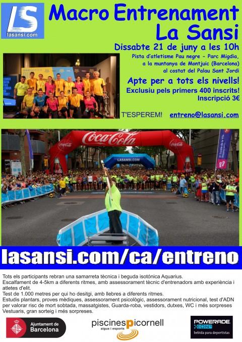 Macro Entrenament La Sansi 21/06/14