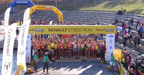 RENAULT STREET RUN SANSI VILADECANS DE 5 I 10KM 02/12/18