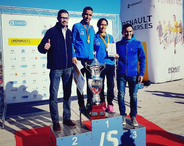 Més de 1.200 atletes prenen Viladecans