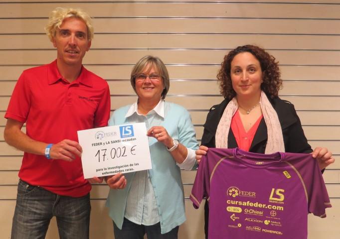 Más de 17.000€ para las enfermedades raras