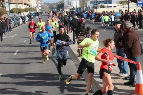 Fotos i vídeos cursa popular Lleida 5K