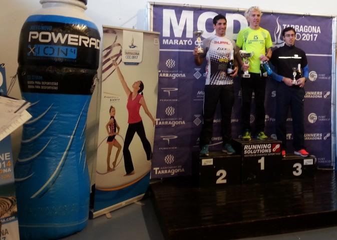 Blanco gana los 10km de la MCD de Tarragona