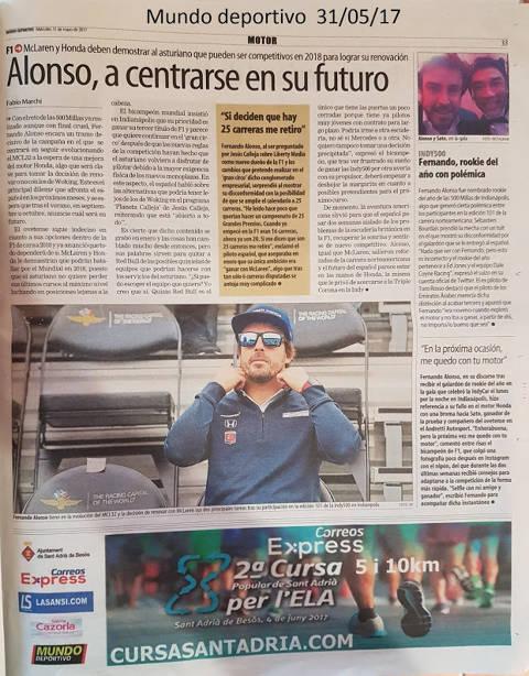 Mundo Deportivo 01/06/2017
