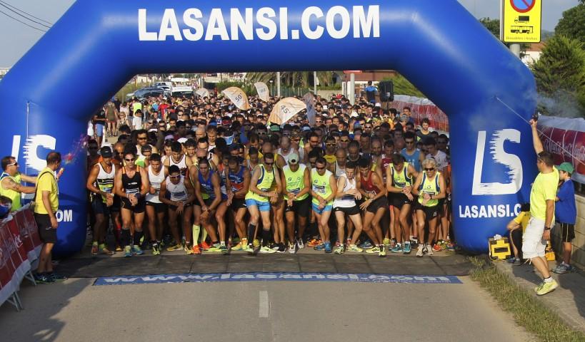 Edgars Sumkis de Letonia y Txell Calduch ganan una edición record en la XXV Cursa de Malgrat de Mar 10km