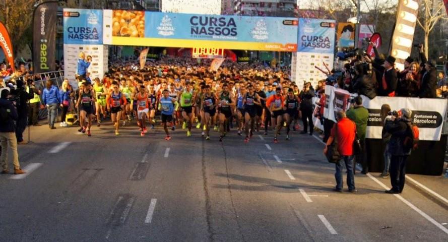 Fotos y videos Cursa dels Nassos de Barcelona