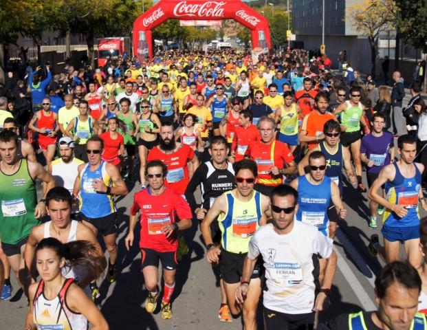 Ja son prop de 1.100 inscrits a la 4a Sansi Sant Feliu de Llobregat - 5 i 10km - 08/11/15 us hi esperem!