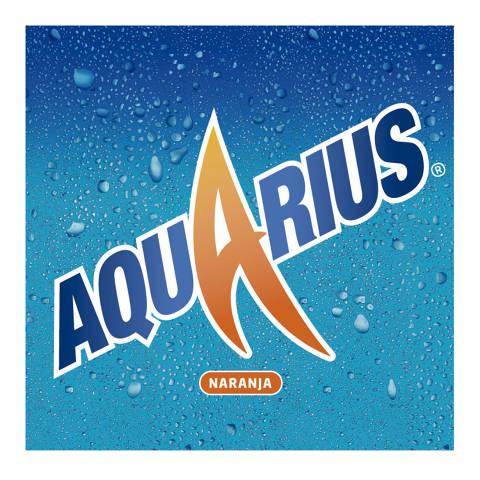 Aquarius bebida isotónica oficial de La Sansi Bellaterra