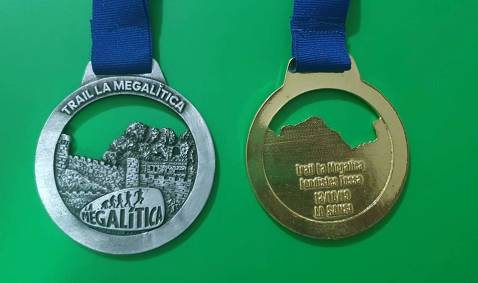 Medalla Finisher