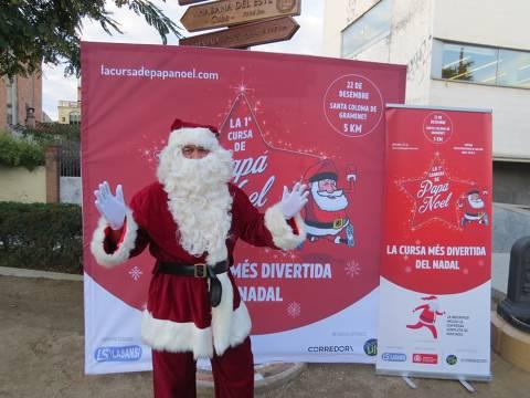Fotografías Cursa Papa Noel 2019