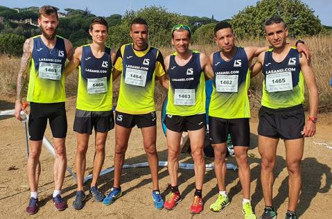 4th consecutive La Sansi victory in the Catalan Cross Country Championship