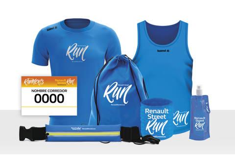 Renault Street Run Sansi de Viladecans de 5 y 10km 02/12/18